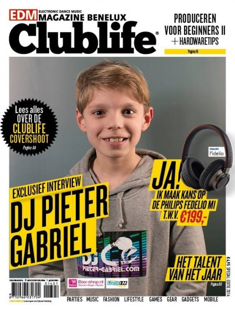 interview_clublifemagazine  ptrgbrl by pietergabriel dutch dj & producer