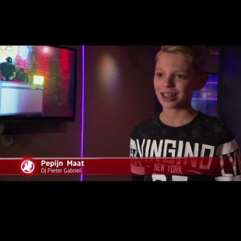 SBS Broadcasting HartvanNederland pietergabriel Youngest Dj at Amsterdam Dance Event